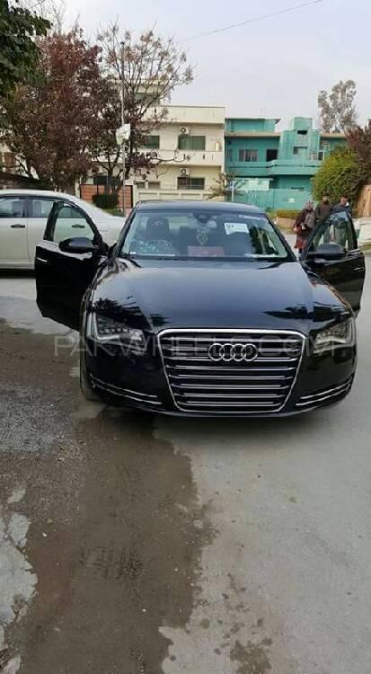 Audi A8 - 2012  Image-1