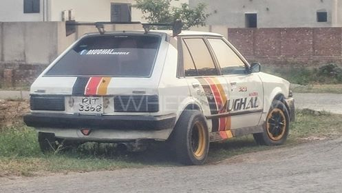 Mazda 323 - 1982  Image-1