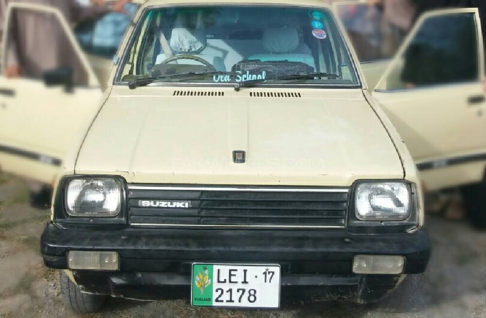 Suzuki FX - 1985 old school Image-1