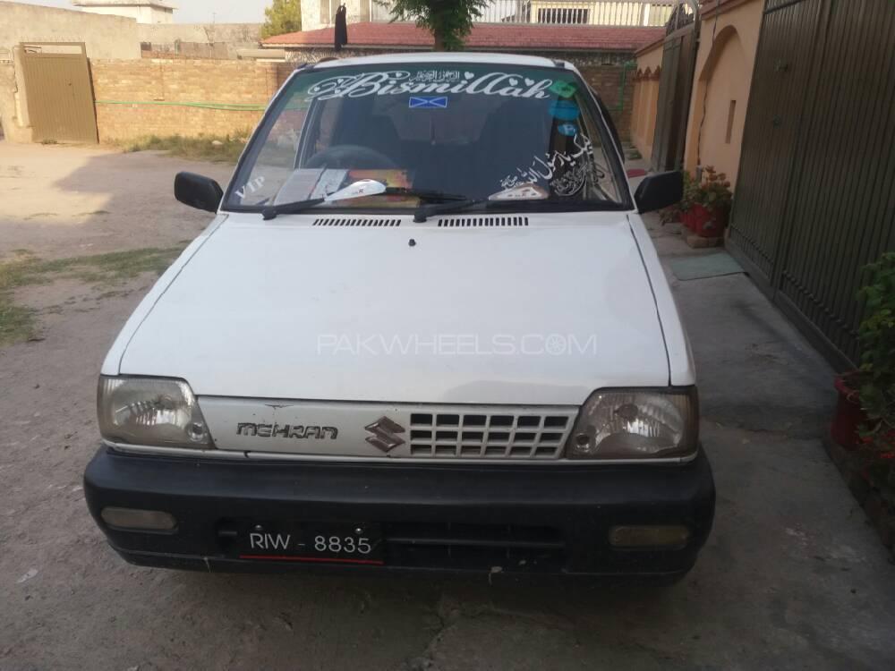 Suzuki Mehran - 1998 Ali Image-1