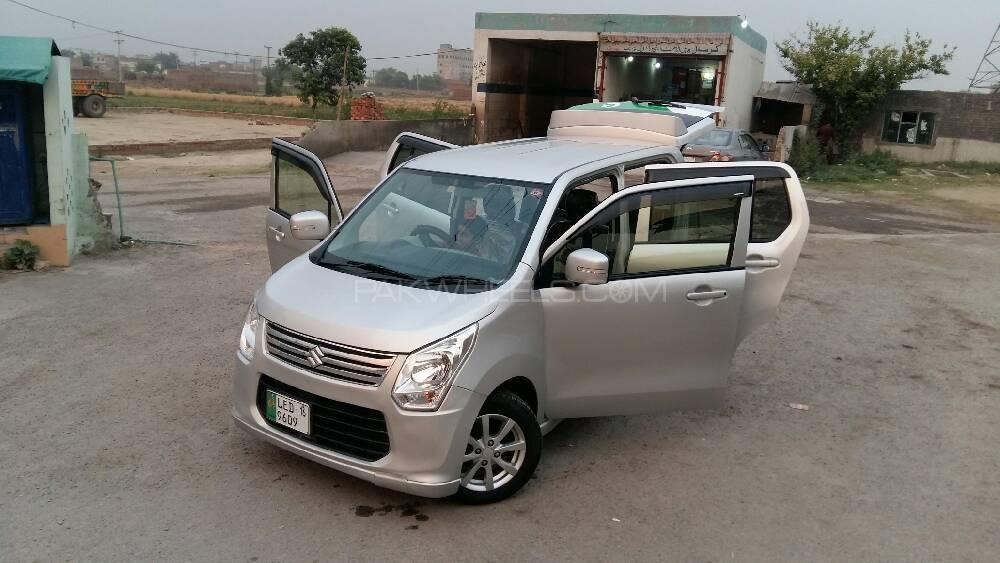 Suzuki Wagon R - 2012 vigo Image-1