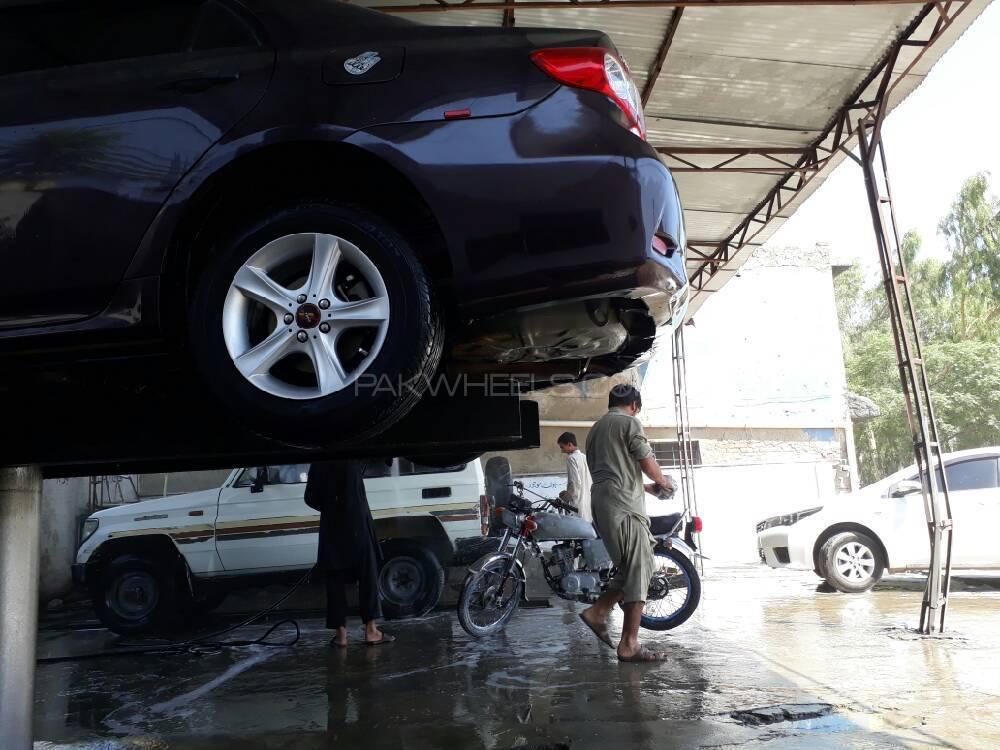 Toyota Corolla - 2012 mighty Image-1