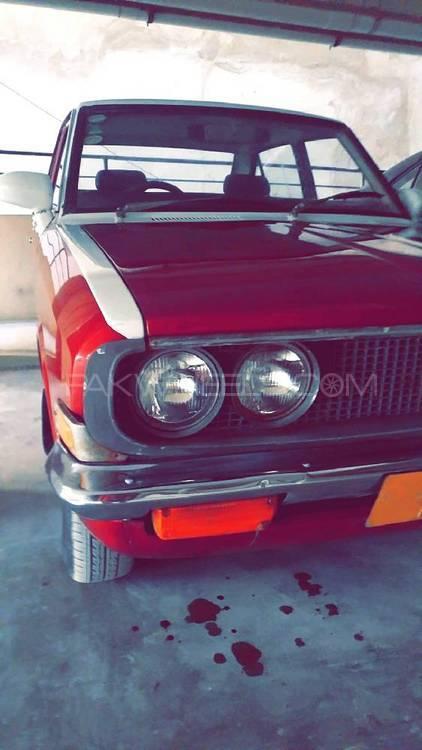 Toyota Corona - 1971 Cherry  Image-1