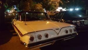 Chevrolet Impala - 1961