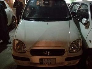 Hyundai Santro - 2004