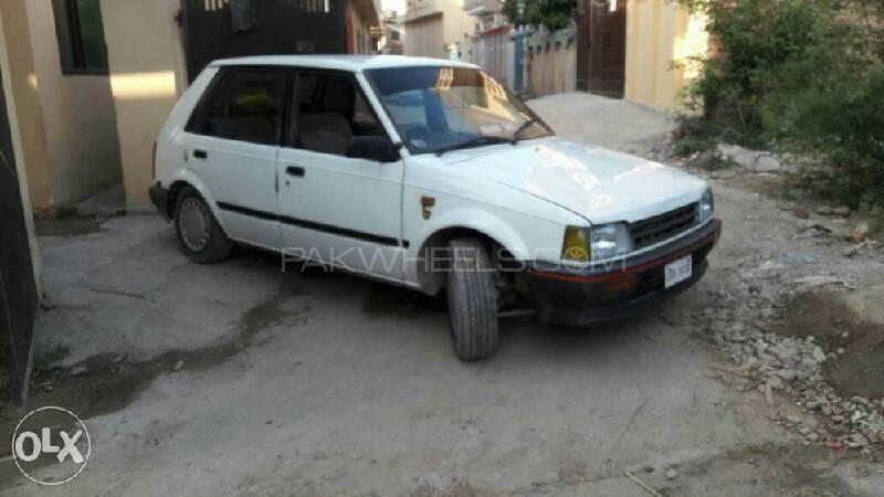Daihatsu Charade - 1995 Charade Image-1