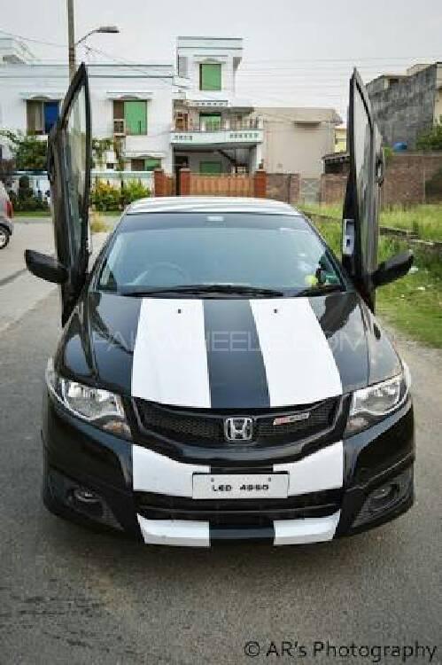Honda City - 2016 Black Cobra Image-1