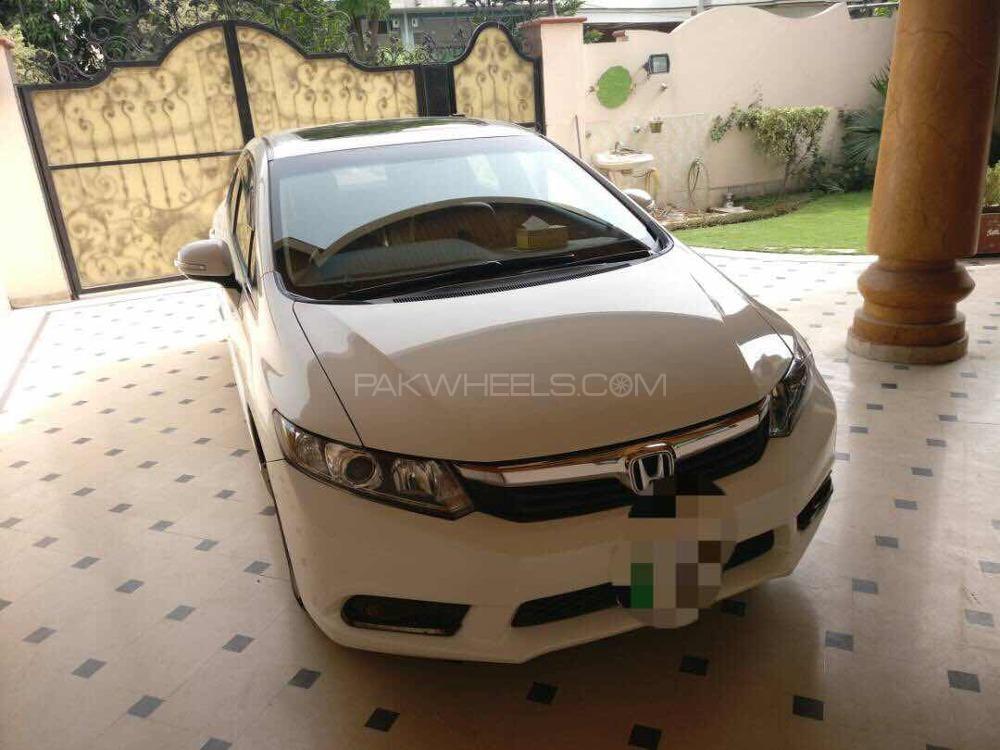 Honda Civic - 2014 hadi ali Image-1