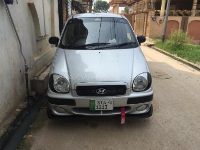 Hyundai Santro - 2007 Rs  Image-1