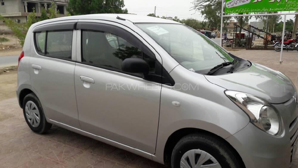 Suzuki Alto - 2017 Alto Eco L Image-1