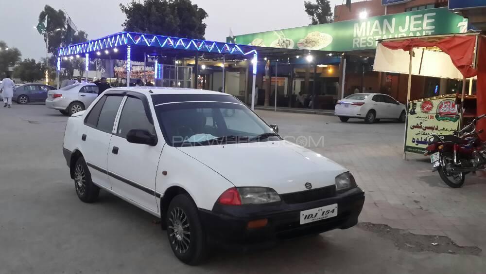 Suzuki Margalla - 1997 MaDDy Image-1