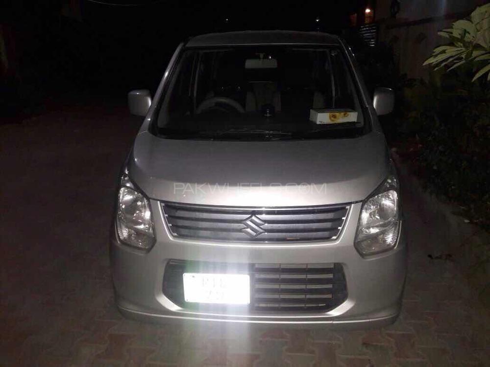 Suzuki Wagon R - 2013  Image-1