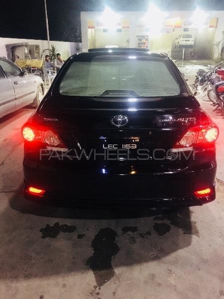 Toyota Corolla - 2012 Shani Khan  Image-1