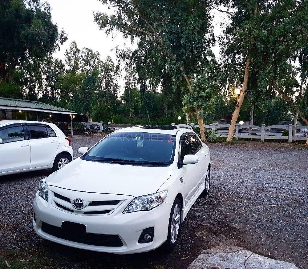 Toyota Corolla - 2013 Khanz Image-1