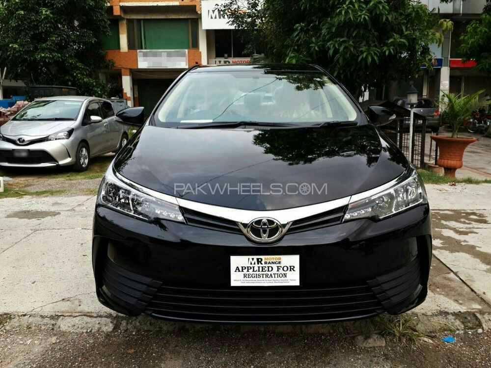 Toyota Corolla - 2017 toyota corolla xli 1.3  Image-1
