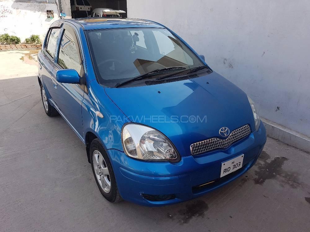 Toyota Yaris - 2003  Image-1