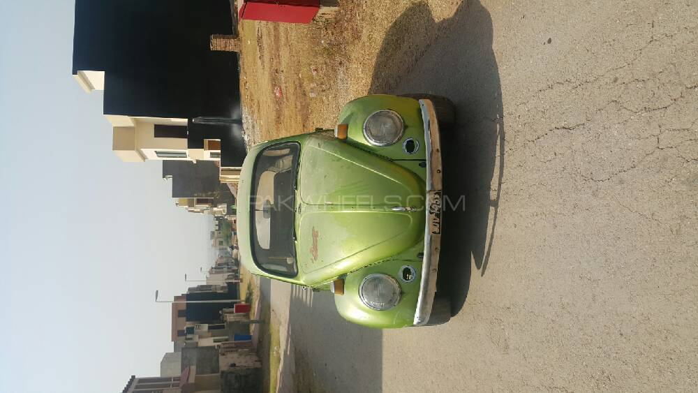 Volkswagen Beetle - 1966 hurbie Image-1