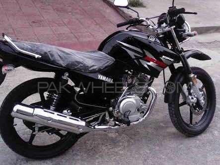 Yamaha YBR 125G - 2015  Image-1