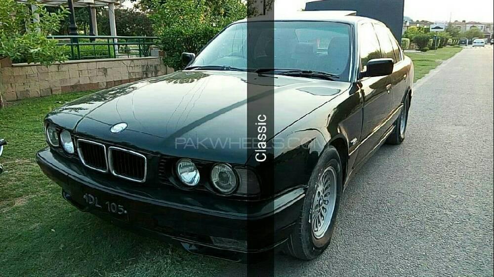 BMW 5 Series - 1996 Beemer Image-1