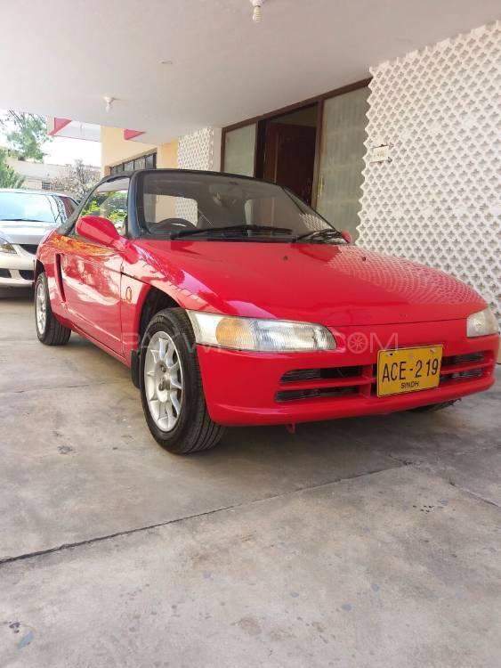 Honda Beat - 1991  Image-1