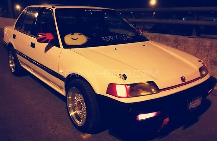 Honda Civic - 1990  Image-1