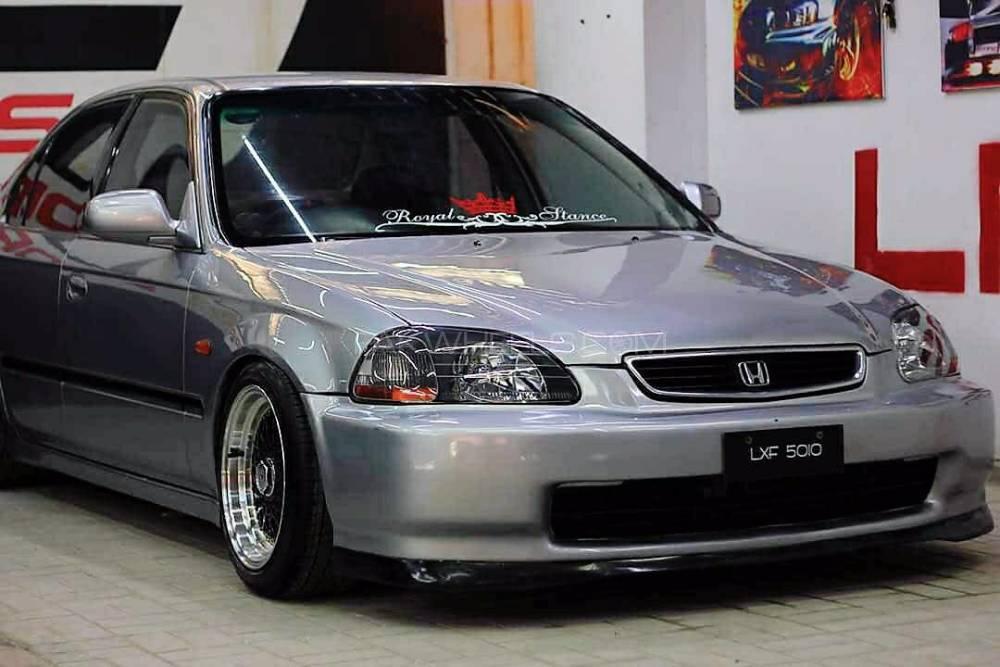 Honda Civic - 1997  Image-1