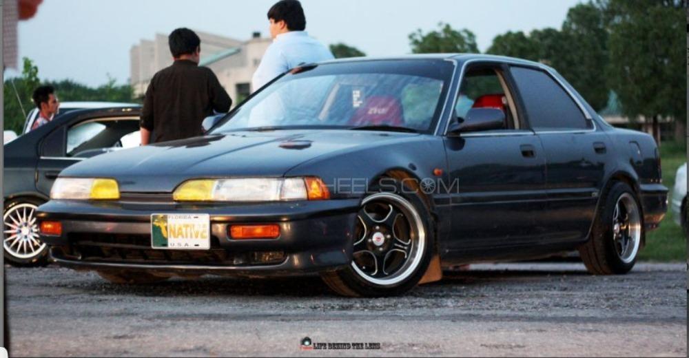 Honda Integra - 1992  Image-1
