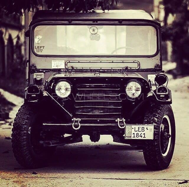 Jeep Other - 1984  Image-1
