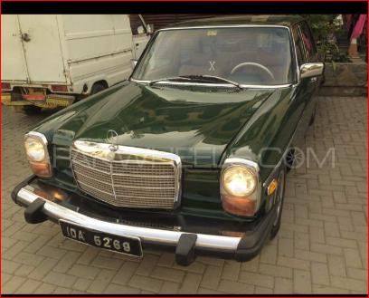 Mercedes Benz G Class - 1976  Image-1