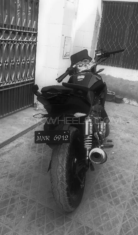 Road Prince Wego 150 - 2017  Image-1