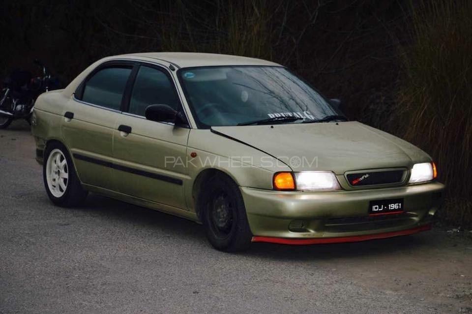 Suzuki Baleno - 1999  Image-1