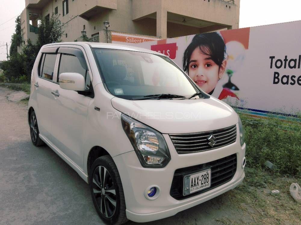 Suzuki Wagon R - 2014 Power Troy Image-1