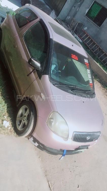 Toyota Vitz - 1999  Image-1