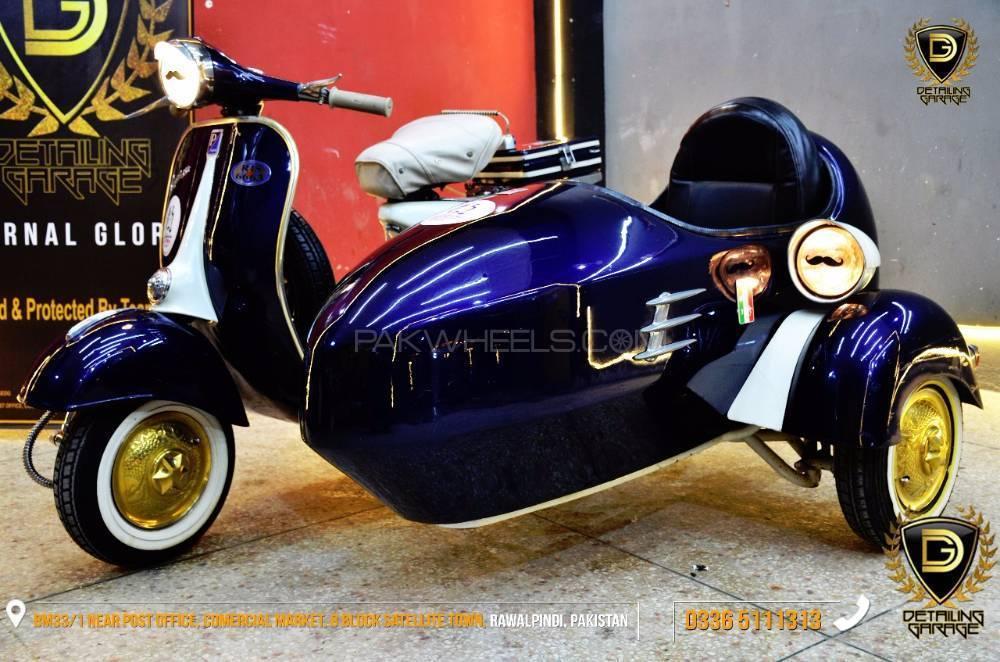 Vespa 150cc - 1963  Image-1