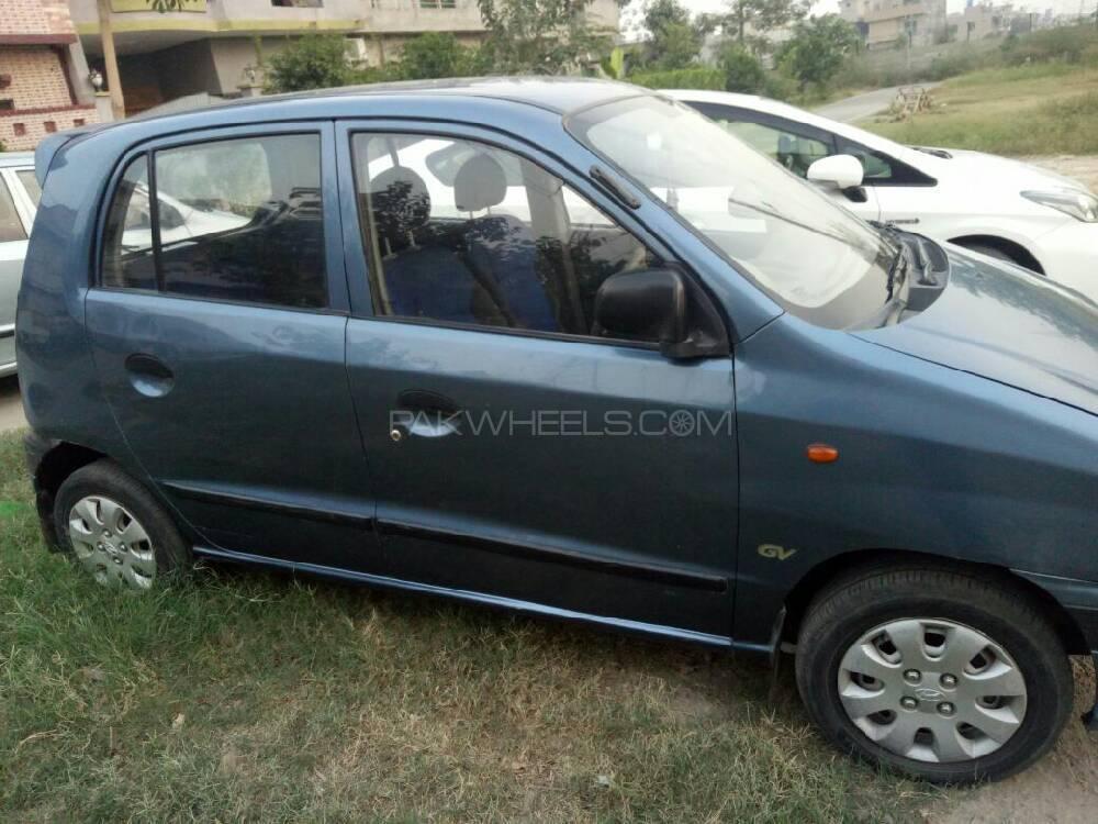Hyundai Santro - 2007 sams ride Image-1