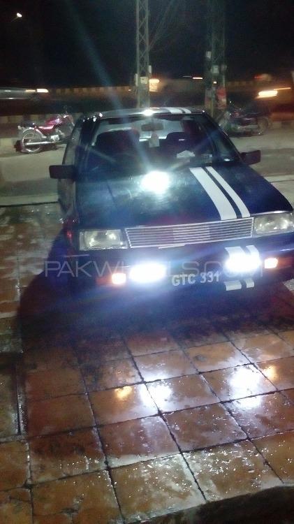 Mitsubishi Lancer - 1988  Image-1