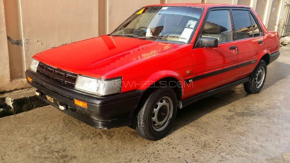 Toyota Corolla - 1986 Beu1 Image-1