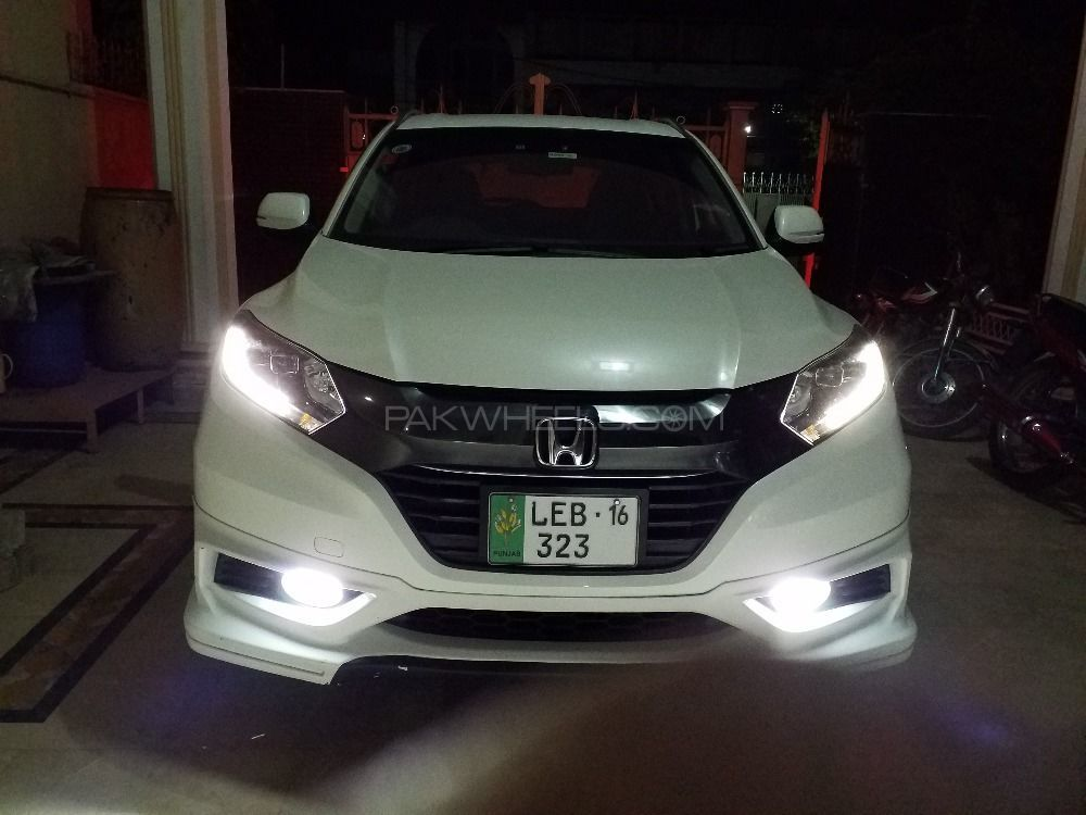 Honda Vezel - 2016  Image-1