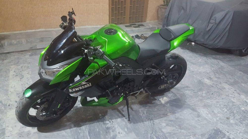 Kawasaki Z1000 - 2013  Image-1