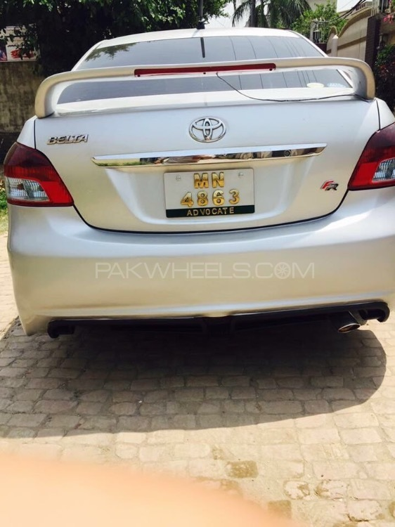 Toyota Belta - 2013  Image-1