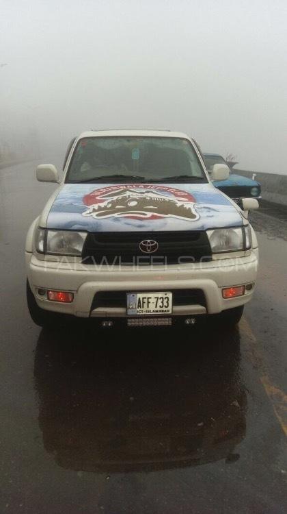 Toyota Surf - 2001  Image-1