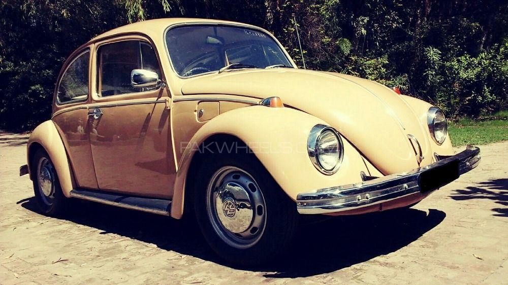 Volkswagen Beetle - 1968  Image-1