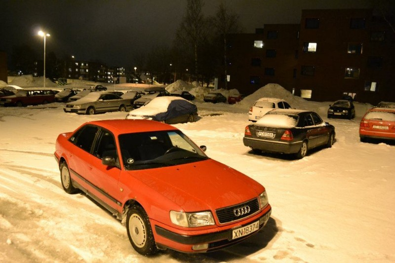 Audi Other - 1993 . Image-1
