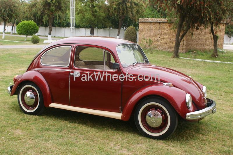 Volkswagen Beetle - 1968 beetle Image-1