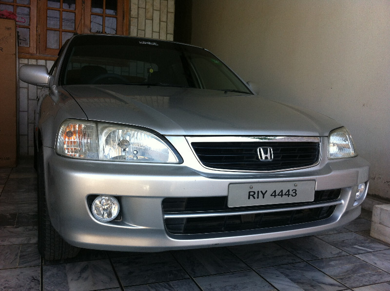 Honda City 2003 Of Adeeliqbal Member Ride 19716 Pakwheels