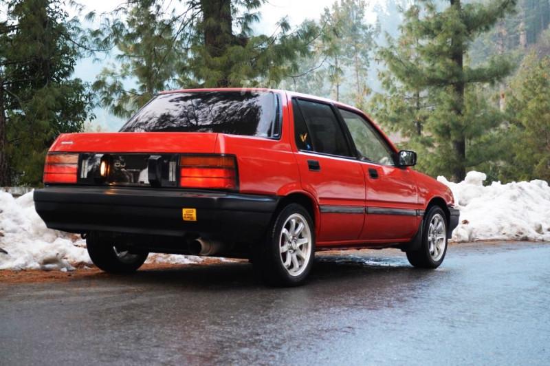 Honda Civic 1984 Of Mad3