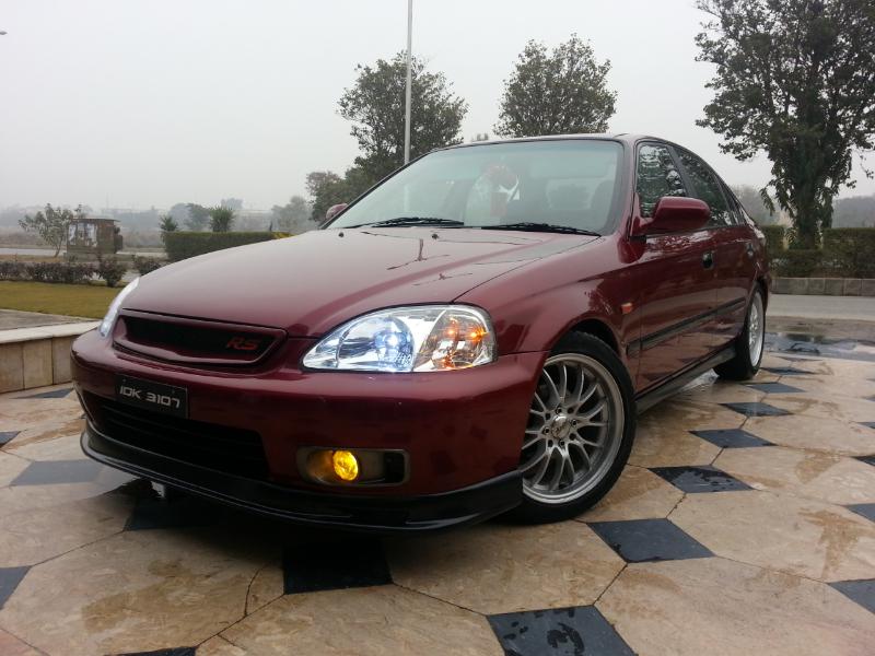 Honda Civic - 2000 EK9!! Image-1