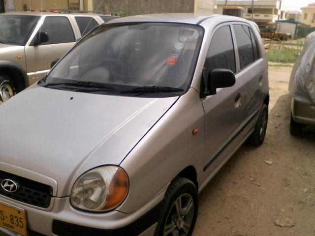 Hyundai Santro - 2004 Asim Nizami Image-3