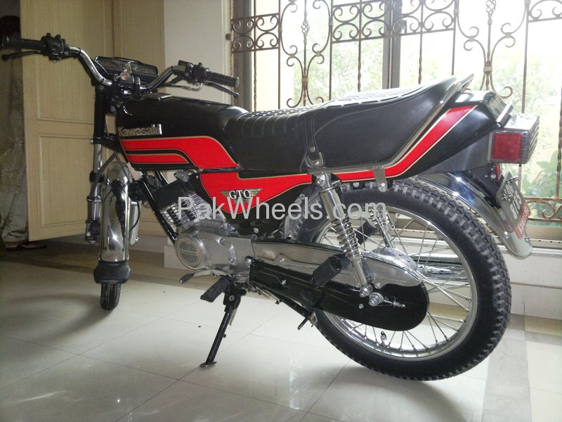 Kawasaki GTO - 1991 Shahbaz Ehsan Image-2