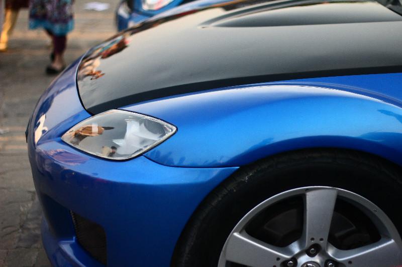 Mazda RX8 - 2003 Blue Image-1